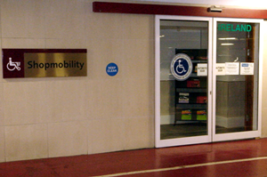 Dundrum Shopmobility