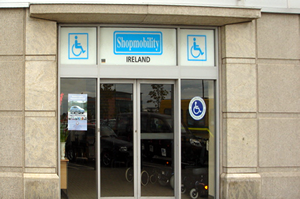 Liffey Valley Shopmobility